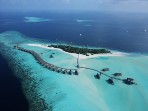 Cocoa Island, Kaafu Atoll.