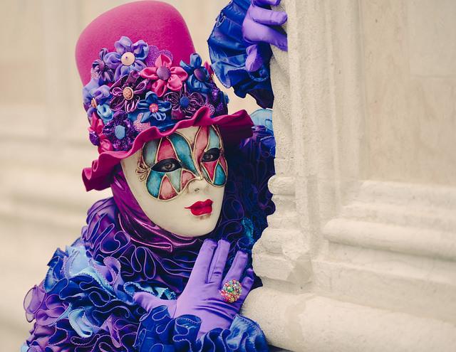 Carnevale di Venezia low cost