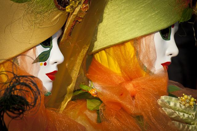 Le maschere più belle del Carnevale di Venezia