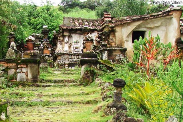 Casa da Flor in São Pedro da Aldeia, Brasile