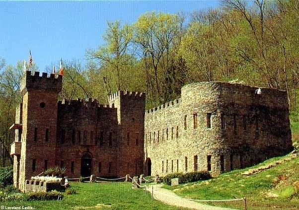 Chateau Laroche a Loveland, Ohio