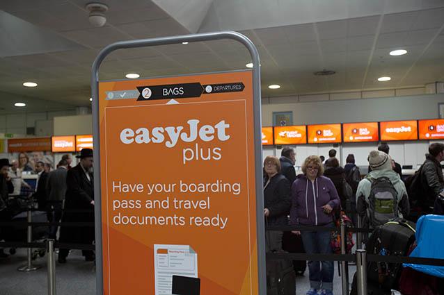 Easyjet ora anche il bagaglio da cabina pu diventare a - Si puo portare il phon nel bagaglio a mano ...