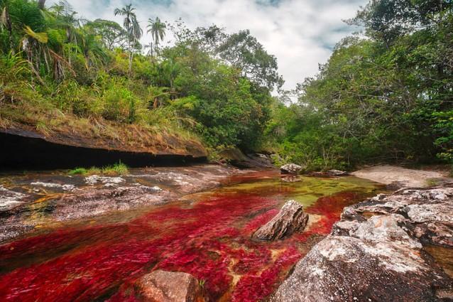 I 10 luoghi più colorati del mondo