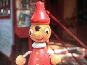 Toscana, a spasso con Pinocchio nel paese di Collodi