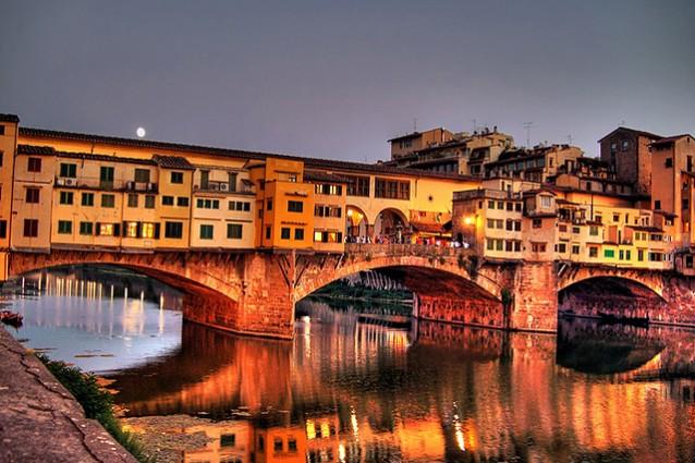 Firenze è la più bella d'Europa per Condé Nast