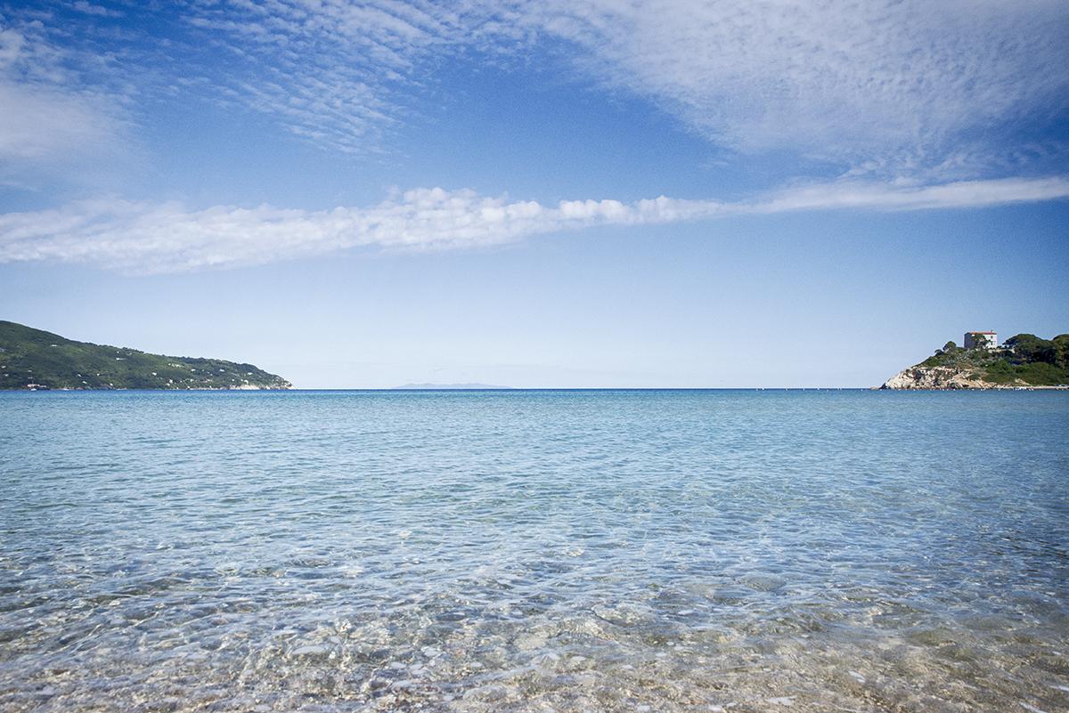 Spiaggia Campo all'Aia [@Fanpage.it/Ilaria Vangi ]