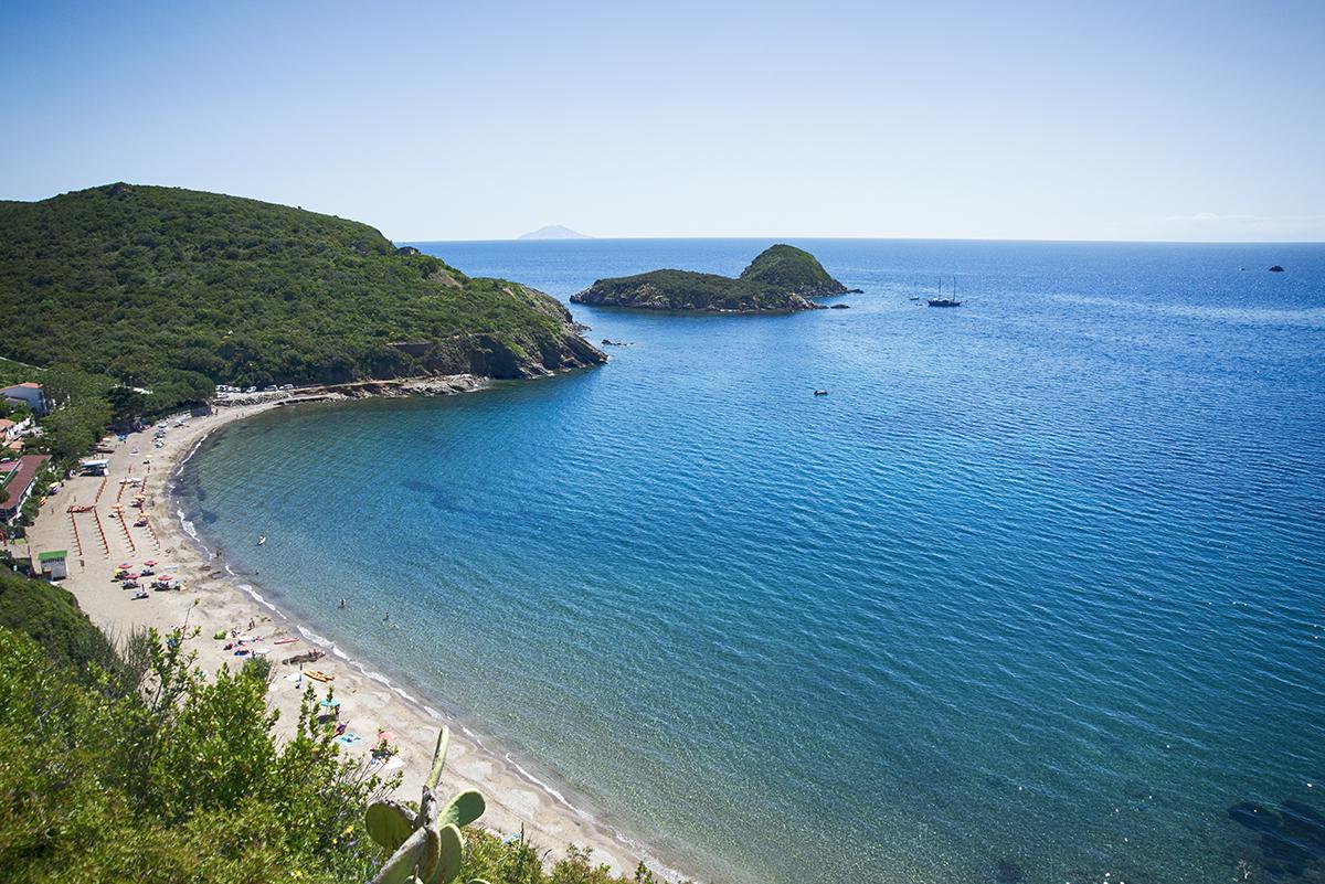Spiaggia dell'Innamorata [@Fanpage.it/Ilaria Vangi]
