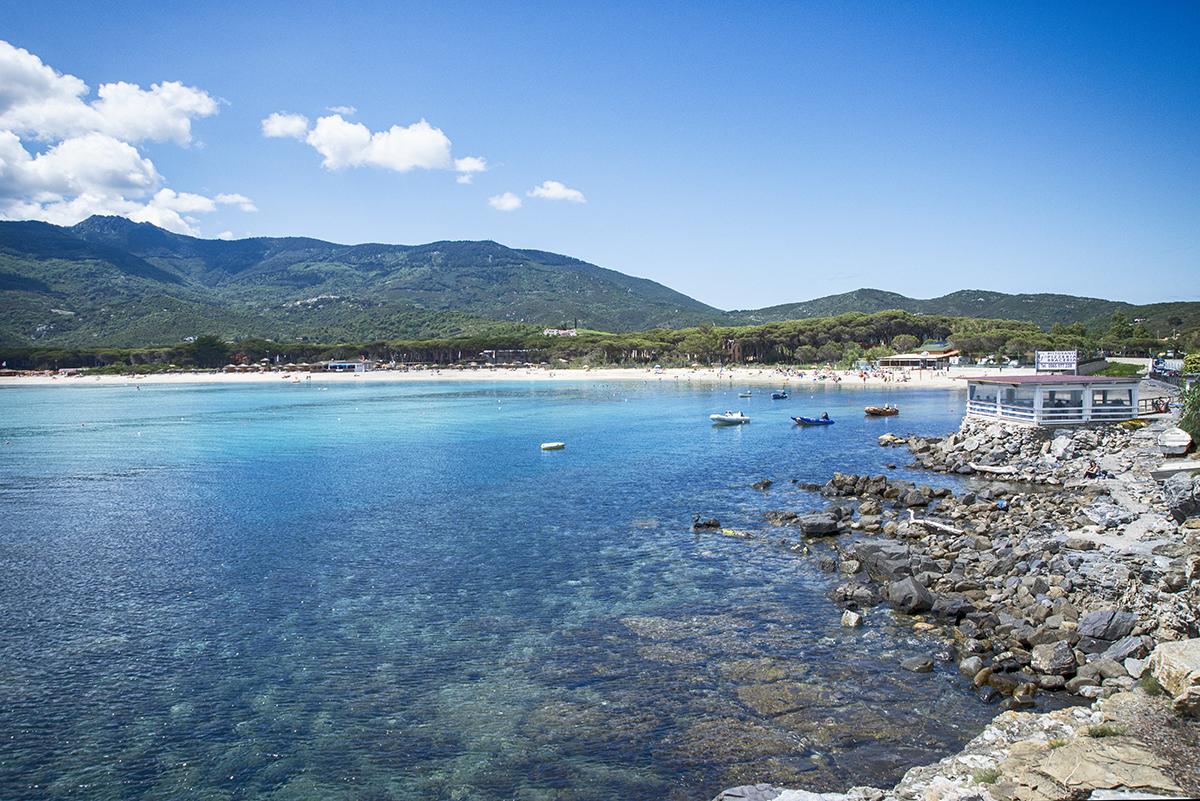 Spiaggia Marina di Campo [@Fanpage.it/Ilaria Vangi]