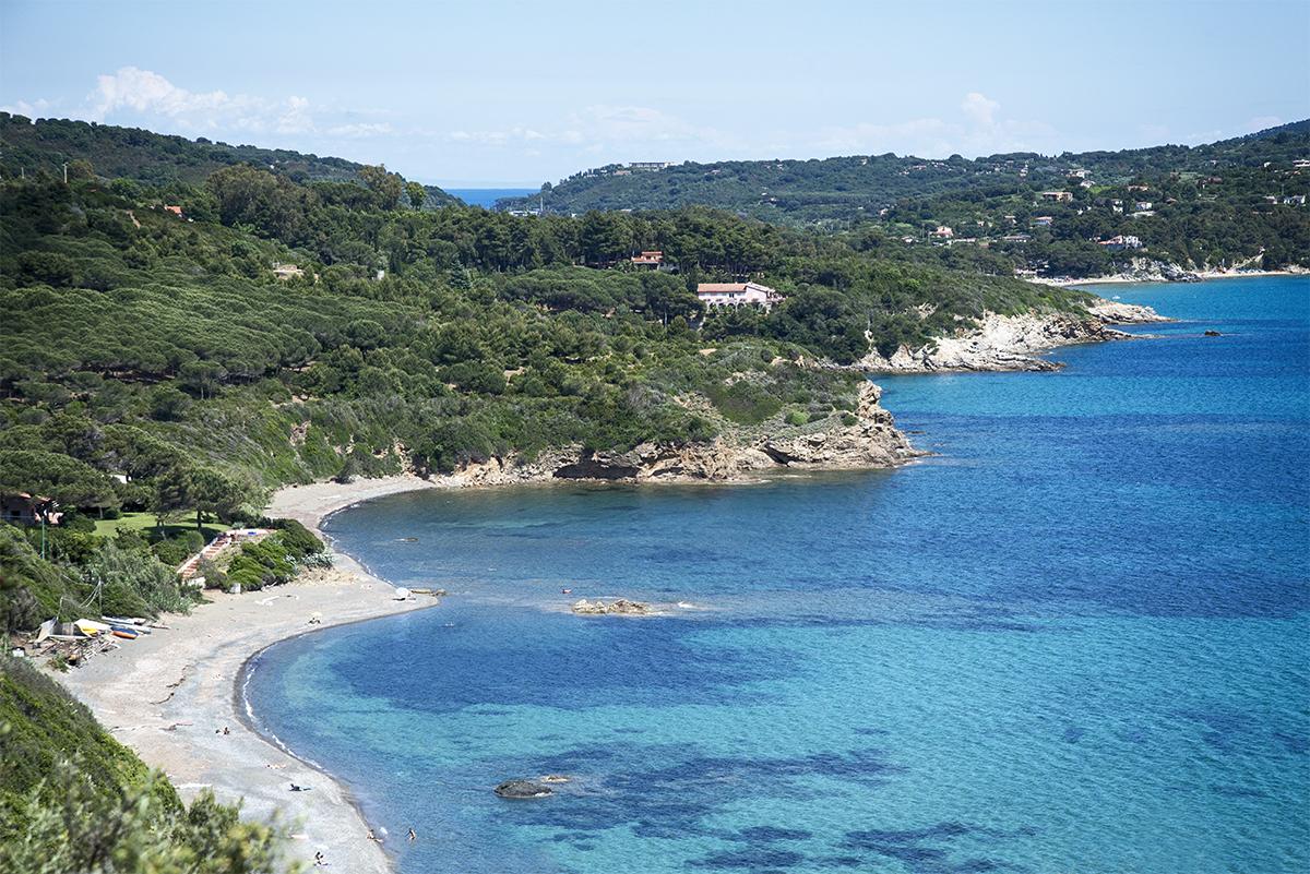 Spiaggia Norsi [@Fanpage.it/Ilaria Vangi]