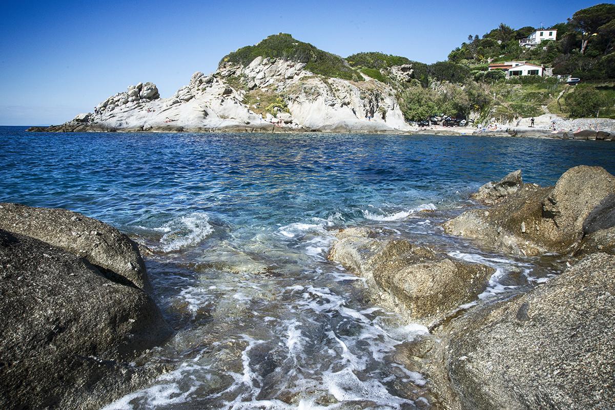 Spiaggia Sant'Andrea [@Fanapage.it/Ilaria Vangi]