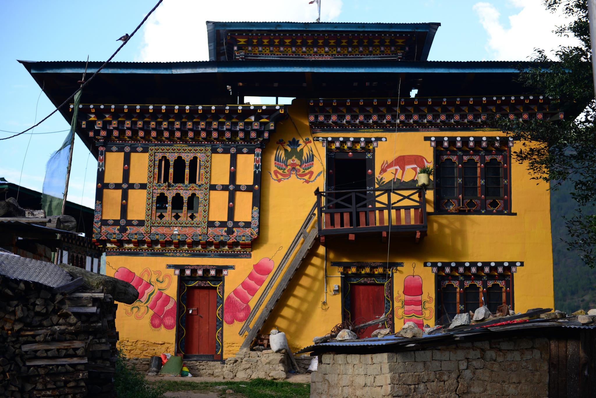 peni in bhutan pene libero