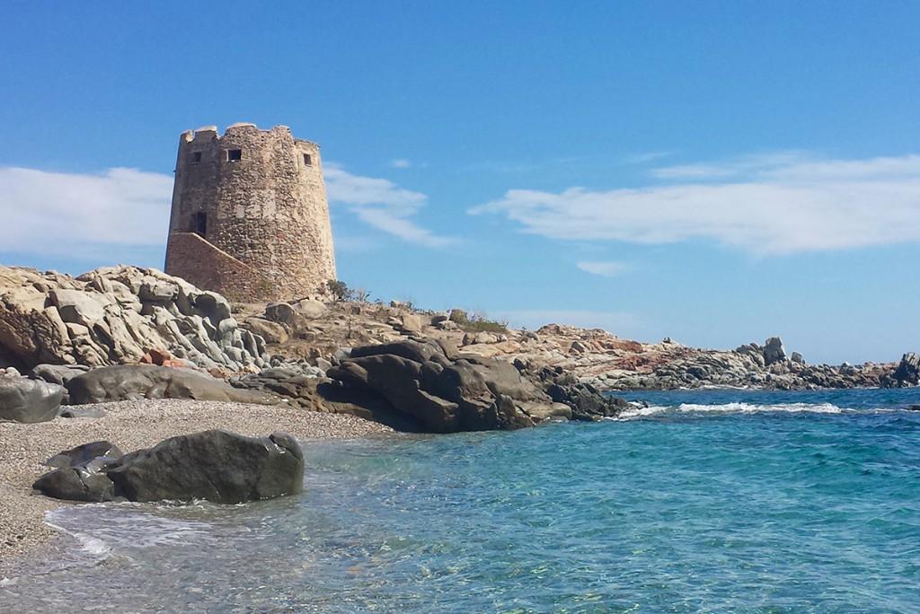 Spiaggia di Torre di Bari [© Loretta Canu]