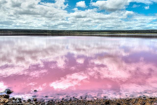 Hutt Lagoon, Australia