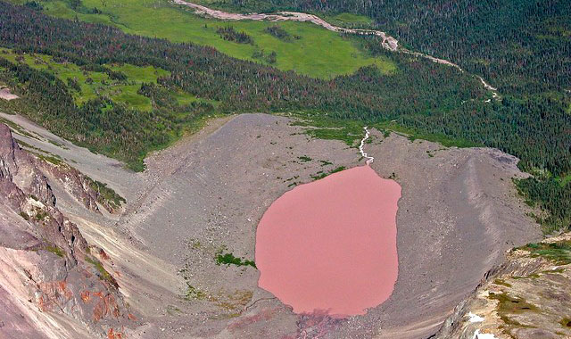 Dusty Rose Lake, Canada