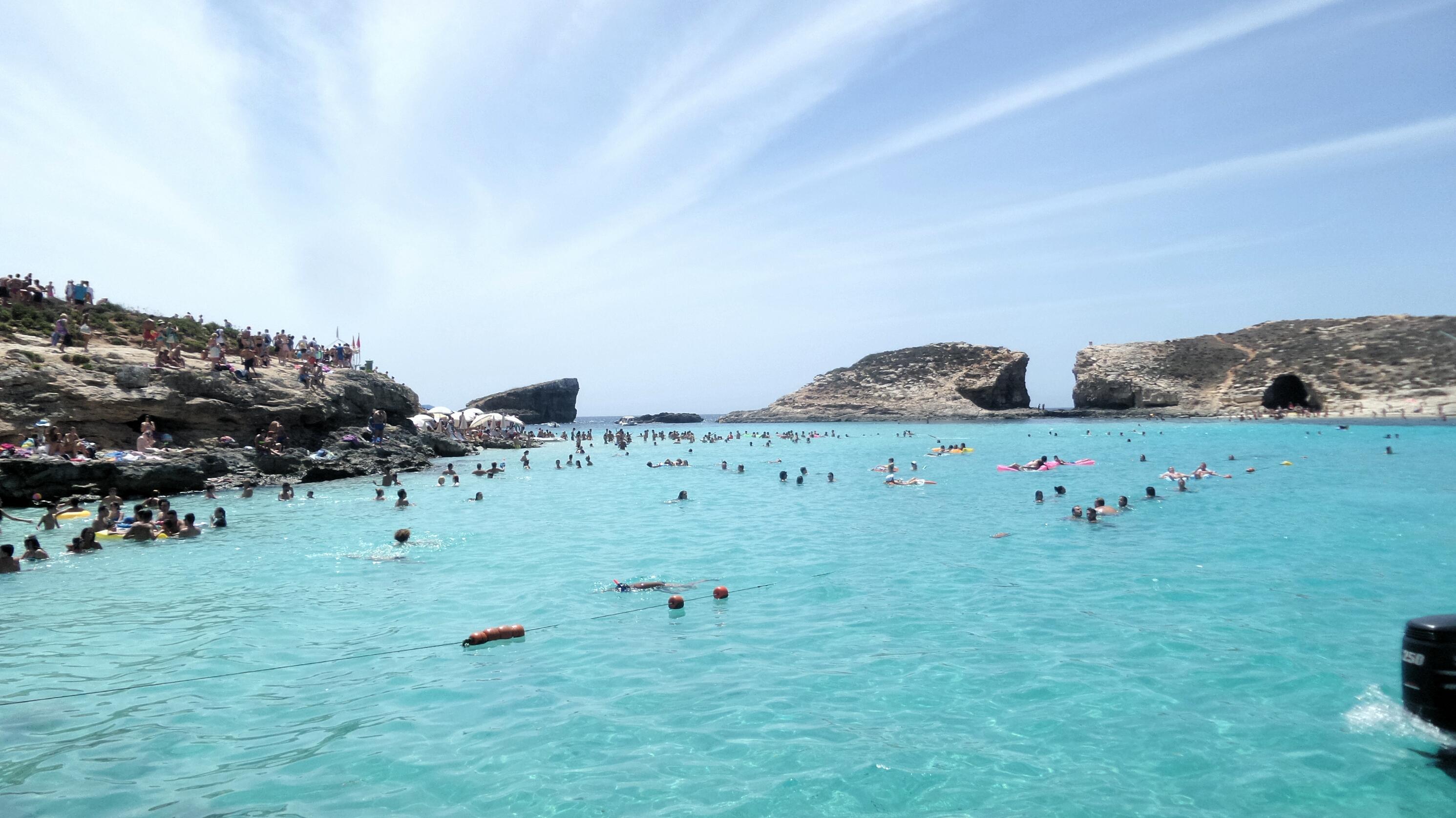 Malta ad agosto è un vero inferno