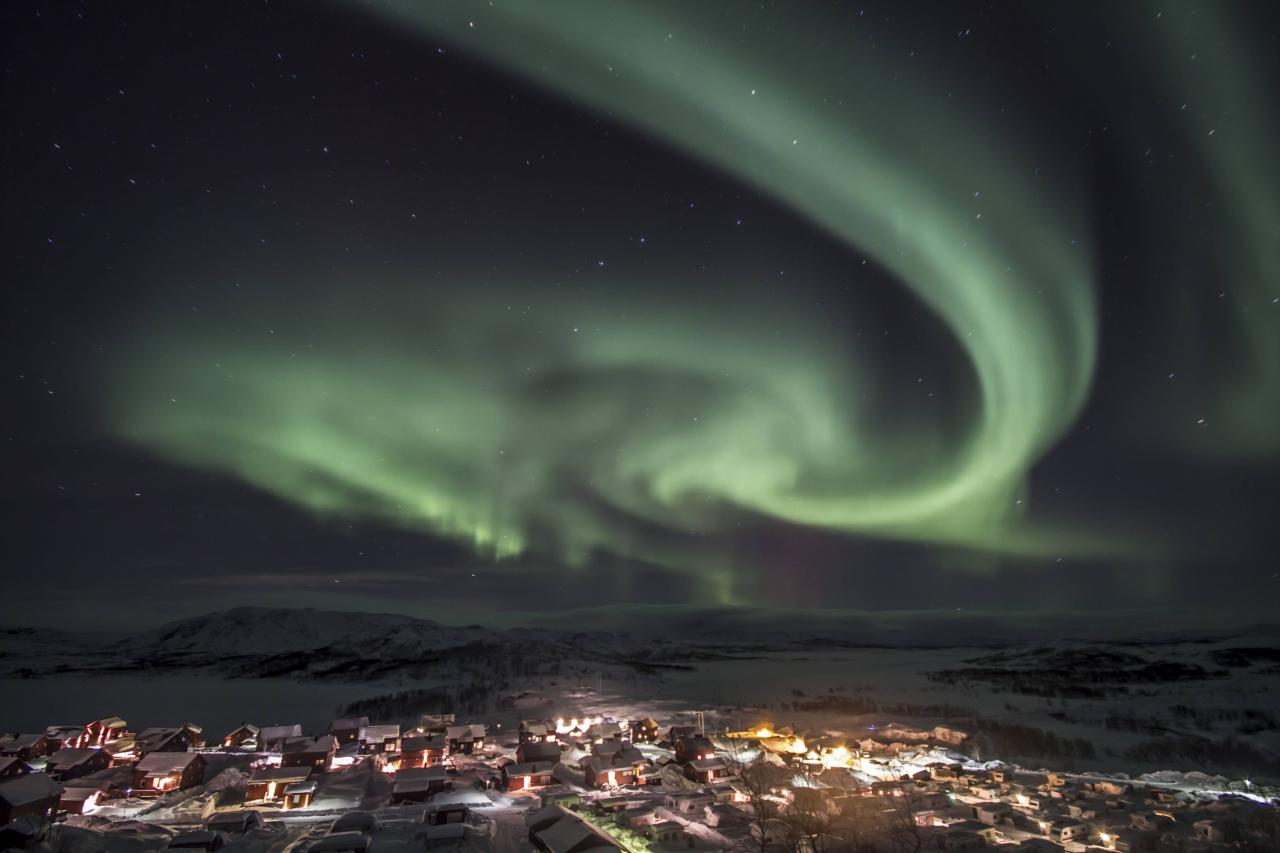 Sky Scanner 6 Luoghi Da Sogno Per Vedere L Aurora Boreale