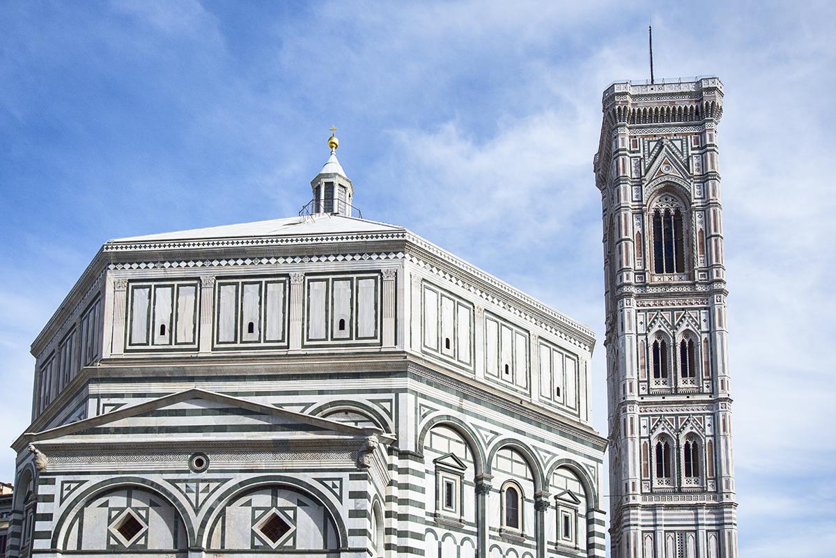 Campanile di Giotto e Battistero di San Giovanni [@Fanpage.it / Ilaria Vangi]