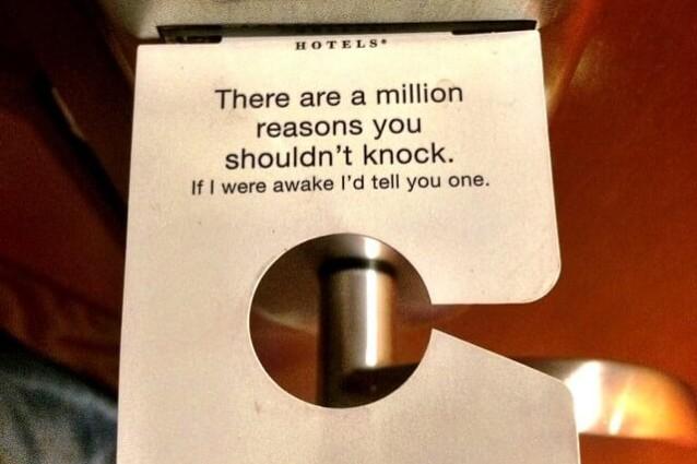 Non disturbare dillo nel modo giusto - Cuore da appendere alla porta ...