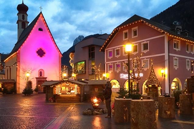 Natale tra bolzano e val gardena mercatini panorami for Mercatini alto adige