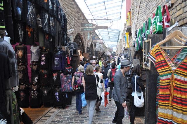 Stables Market a Camden Town