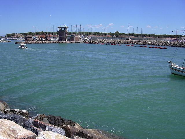 Porto di Marina di Grosseto – Foto Wikimedia Commons