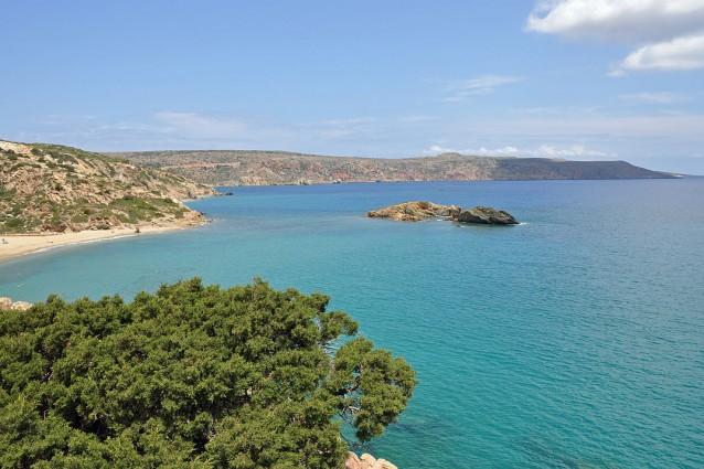 Creta, baia di Vai – Foto Wikipedia