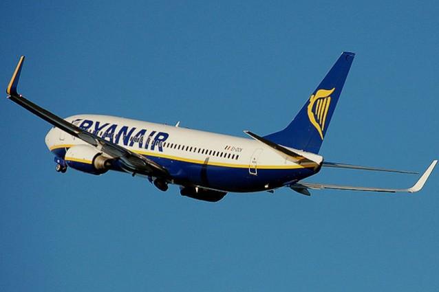 Ryanair, Boeing 737–800 (Foto Wikimedia Commons)