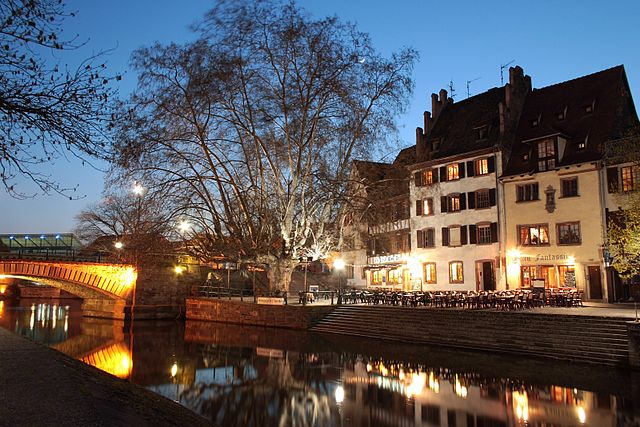 Strasburgo, Petite France – Foto Wikipedia