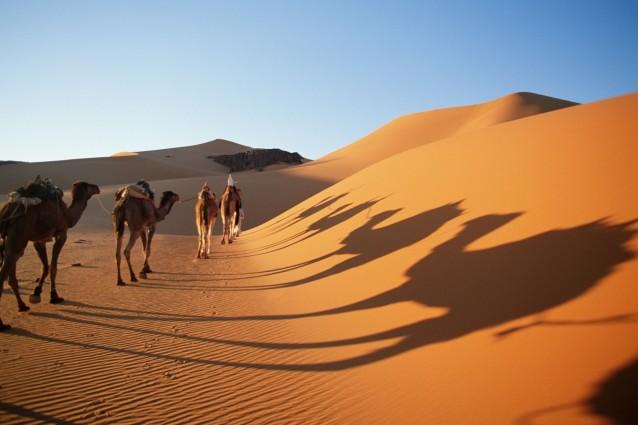 I deserti pi spettacolari del mondo for Colore vento di sabbia deserto