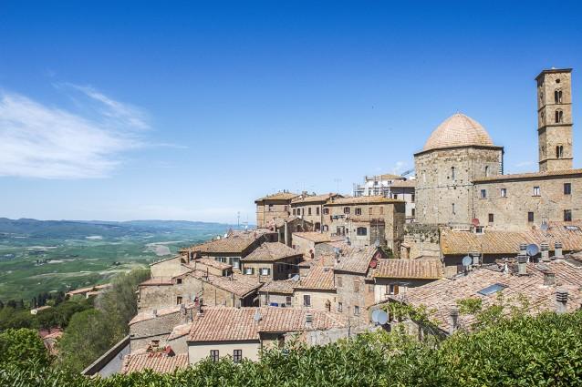 Volterra panorama [@Fanpage.it/Ilaria Vangi]