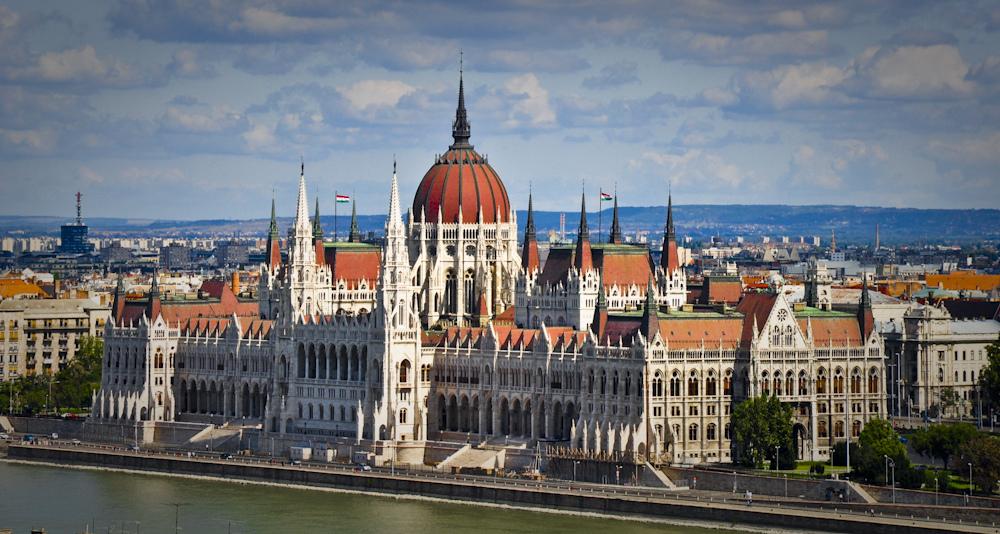 Parlamento di Budapest. Foto da Flickr