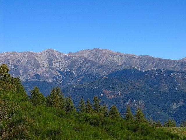 Parco naturale regionale dei Pirenei catalani – Foto Wikipedia
