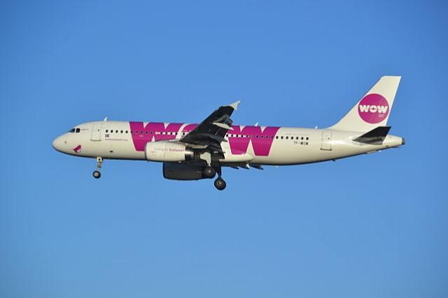 Airbus A320 WOW Air – Foto Wikipedia