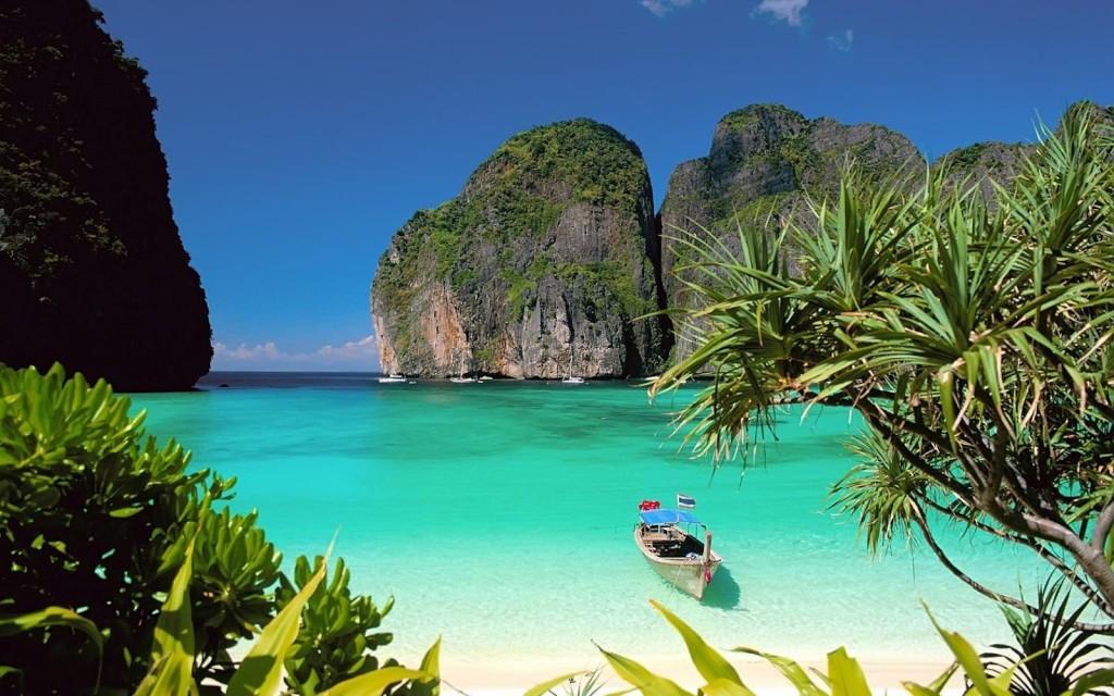 Ko Phi Phi Lee, Thailandia