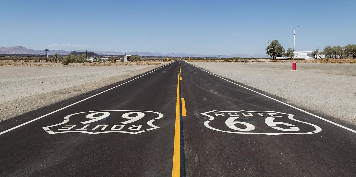Route 66 – Foto Wikipedia
