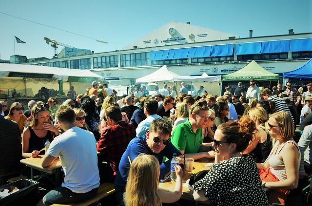 Street food di Copenaghen