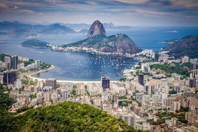 Veduta di Rio de Janeiro (Foto Pixabay)