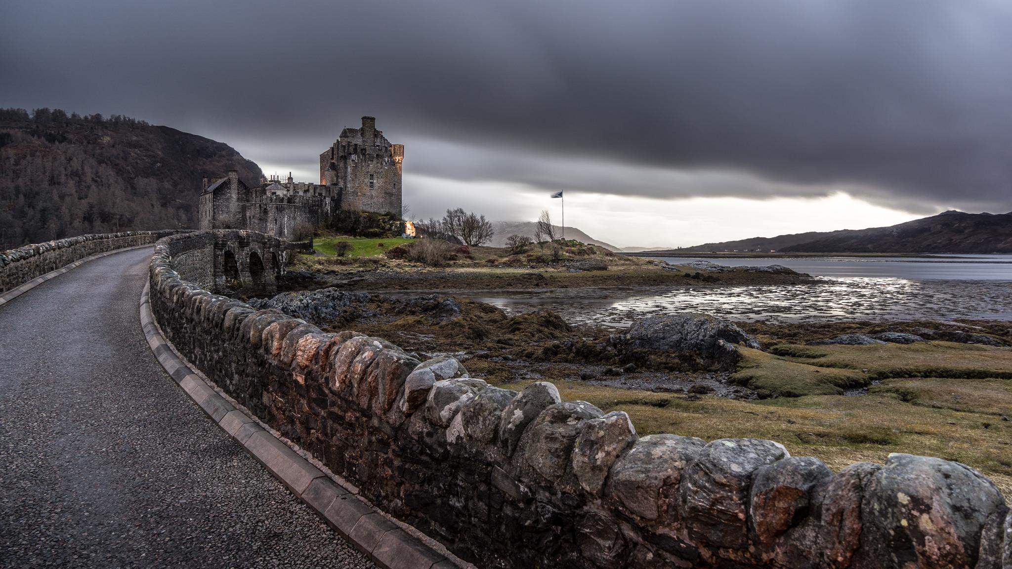 Eilean Donan castle. Foto di Giuseppe Milo