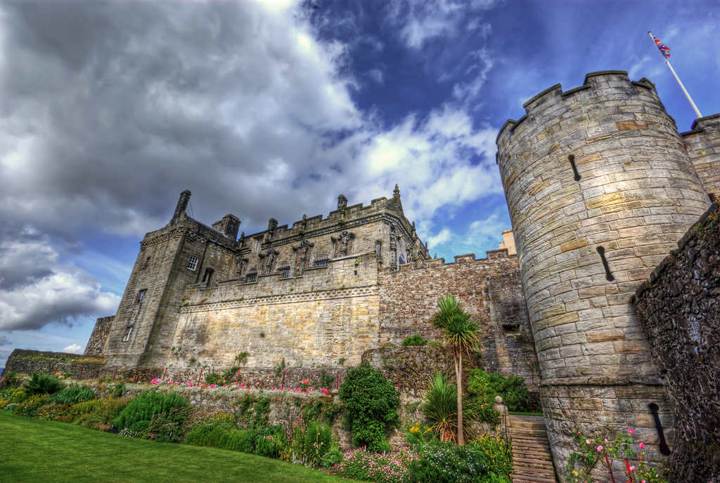 Stirling Castle. Foto di marcocutroneo
