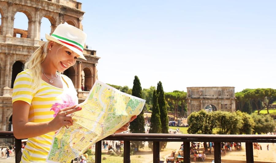 Case vacanza in italia boom dei turisti stranieri for Casa vacanza roma
