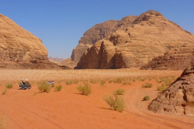 Wadi Rum, Giordania – Foto Pixabay