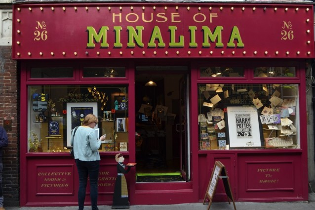 House of MinaLima Londra