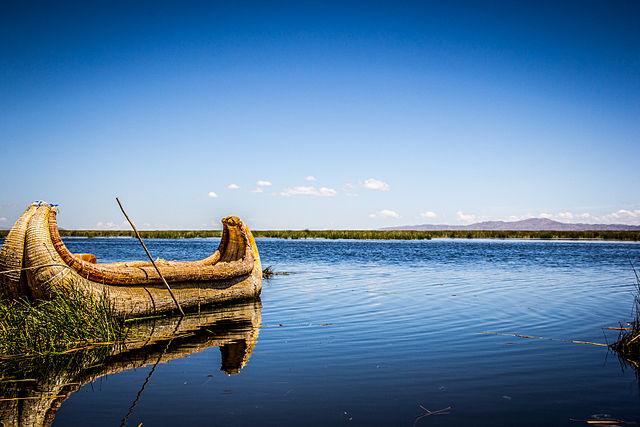 Lago Titicaca – Foto Wikimedia Commons