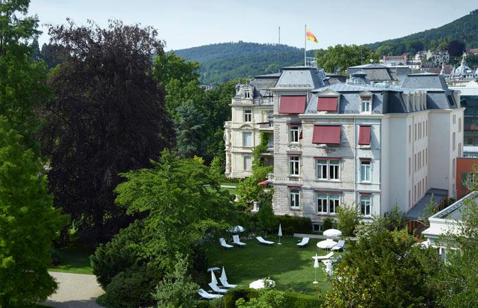 Brenners Park–Hotel & Spa – Baden–Baden, Germania