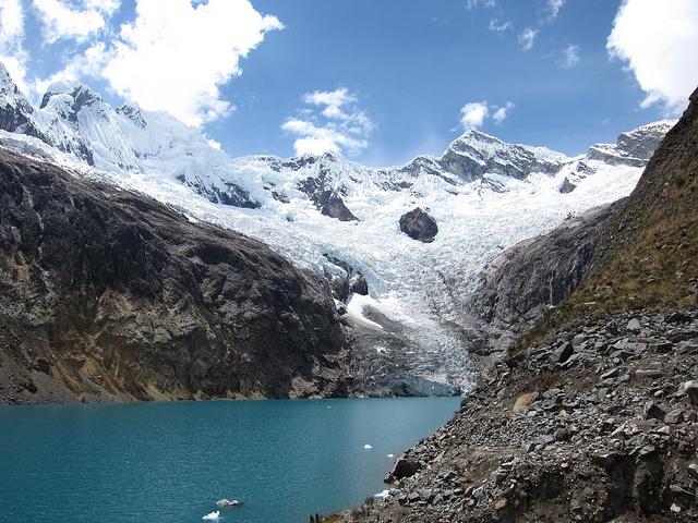 Laguna Arhuaycocha, Parco Nazionale di Huascaran – Foto di fabulousfabs