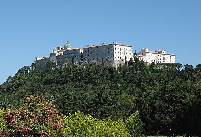 Abbazia di Montecassino – Foto: Wikipedia
