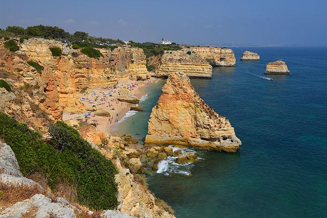 Le spiagge pi belle del portogallo for Costruire una casa sulla spiaggia su palafitte