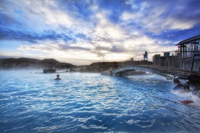 Blue Lagoon, Grindavik, Islanda – Credits: Chris Ford