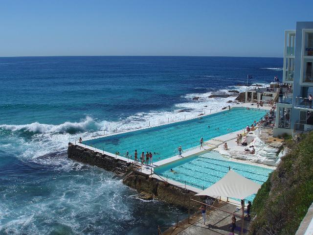 Bondi Baths, Australia – Foto: freeaussiestock