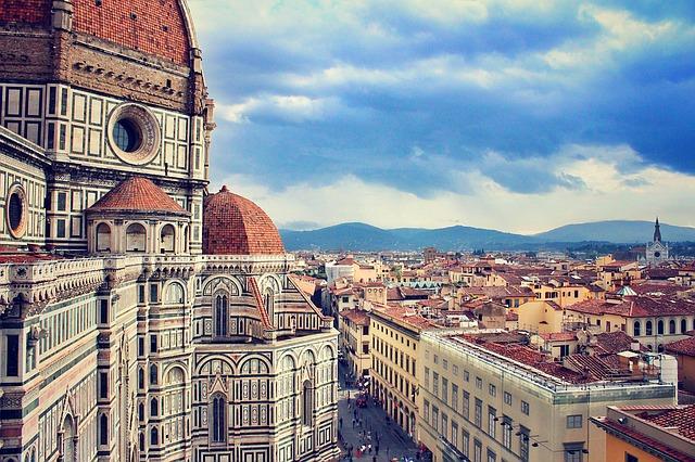 Firenze – Foto: Pixabay